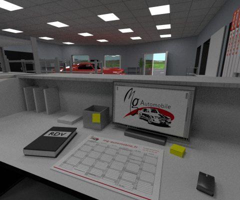 Garage - solvejgdesign