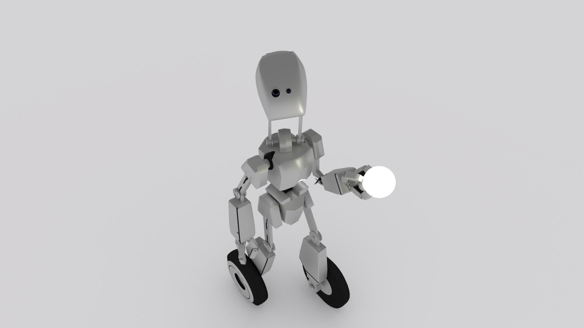 UBO le robot - solvejgdesign